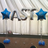 AST 25 years! Congratulations!