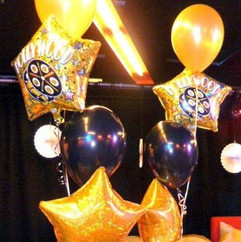 Hollywood balloons!