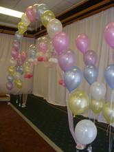 Double Bubbles in Pastels.