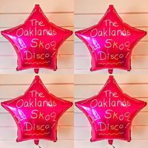The Oakland's Old Skool Disco!