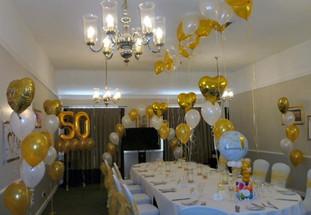 Gorgeous golden wedding anniversary!