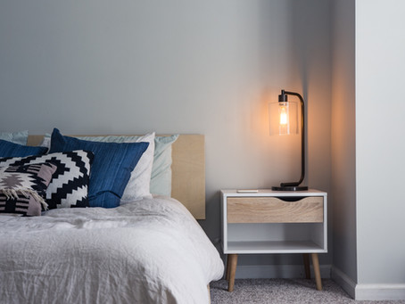 Make your sleep environment work FOR you