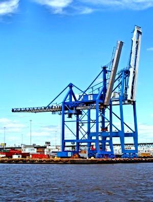 United-services-sea-port