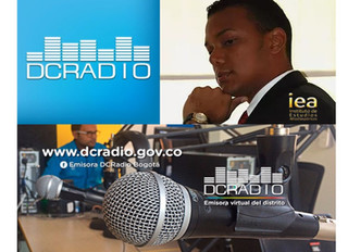 PRÓXIMAMENTE FRANCISCO J. TOVAR B. EN DC RADIO, LA EMISORA DE LA ALCALDÍA DE BOGOTÁ