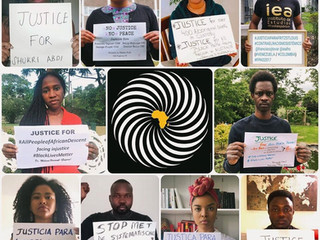 2017 FELLOWSHIP FOR PEOPLE OF AFRICAN DESCENT MANIFESTO