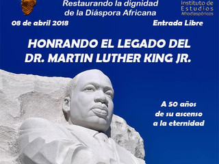HONRANDO EL LEGADO DEL DR. MARTIN LUTHER KING JR.