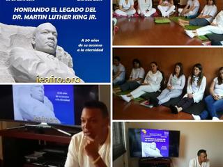HONRANDO EL LEGADO DE MLK