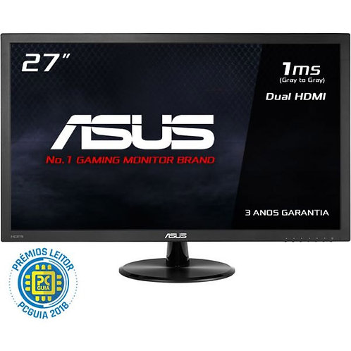 """ASUS LED 27"""" WIDE"""