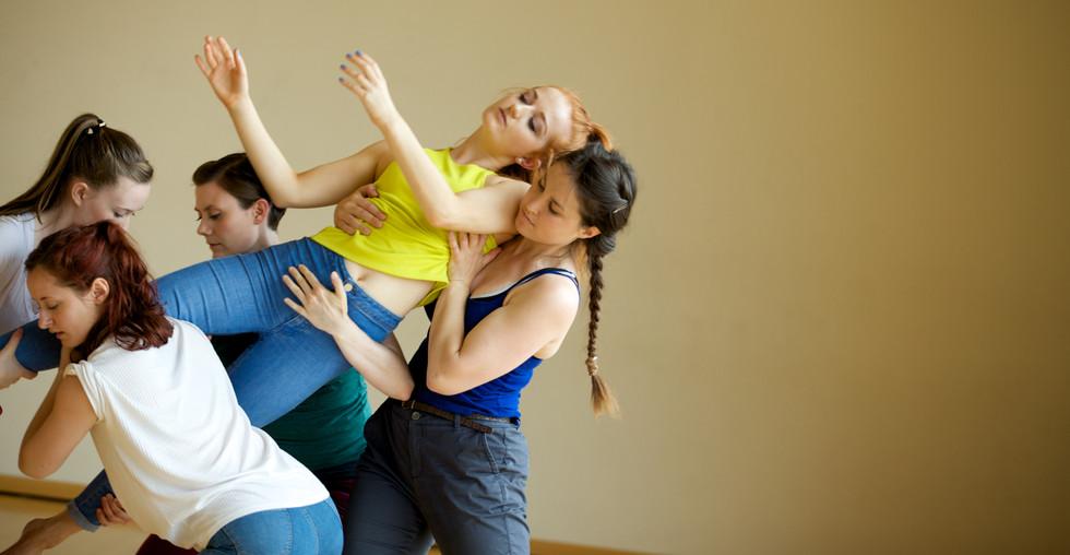 Hopscotch - Step Up Dance Project 2015