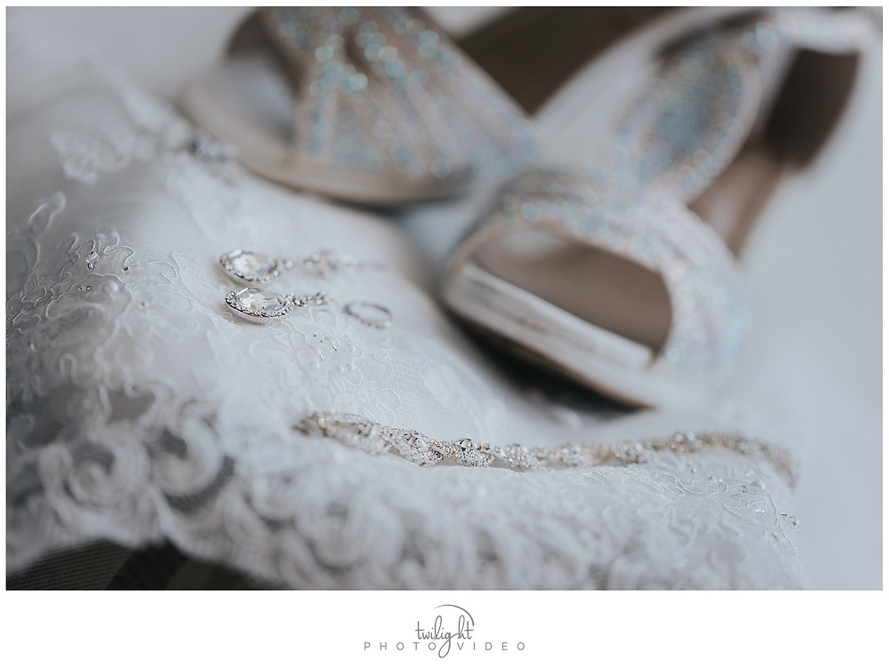 Wedding Shoes - El Paso Wedding Photographer