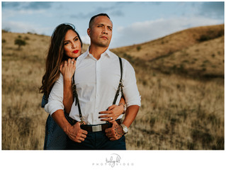 Las Cruces, NM - Engagement Photography (Emily & Luis)