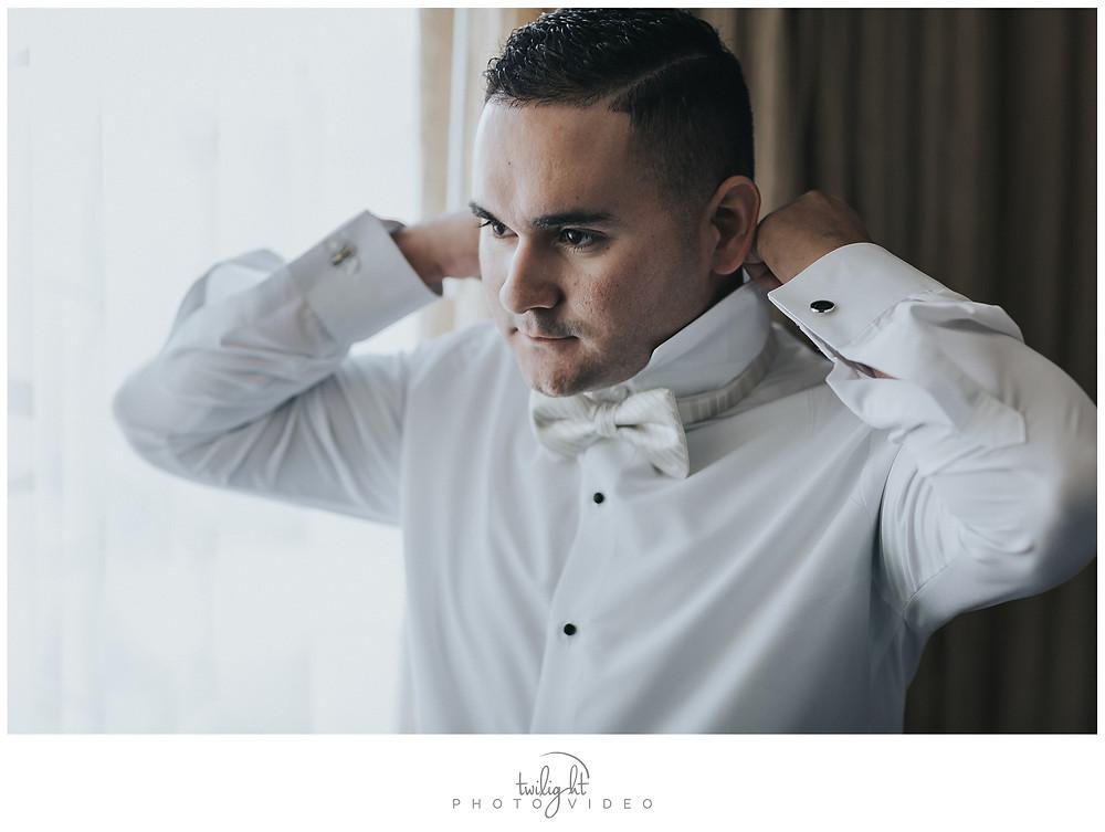 Groom - El Paso Wedding Photographer