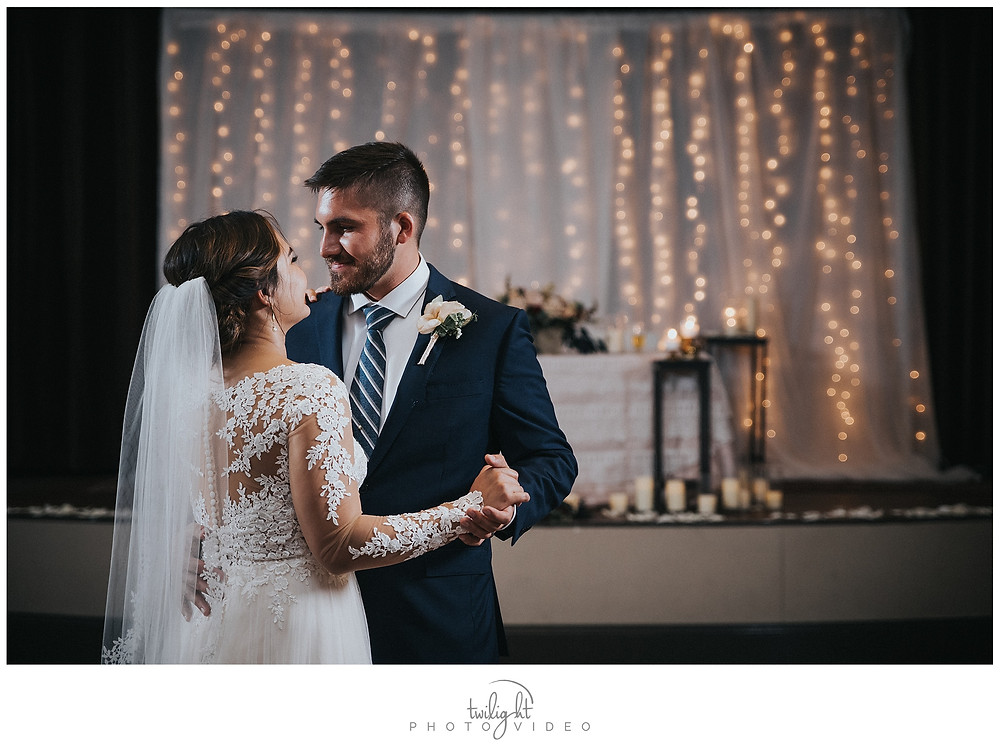 First Dance Magoffin Hall-El Paso Wedding Photography