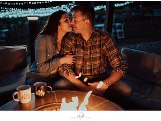Engagement Session | Saylorsburg, PA {Lauren + Casey}