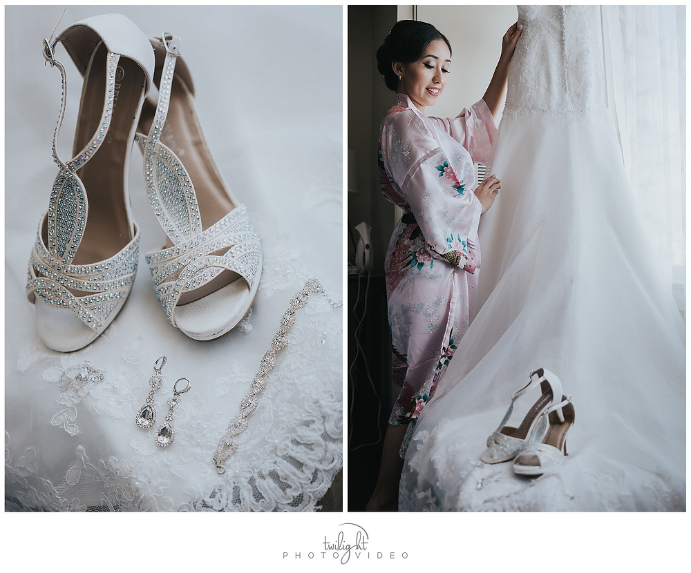 Wedding Shoes - El Paso Wedding Photographer