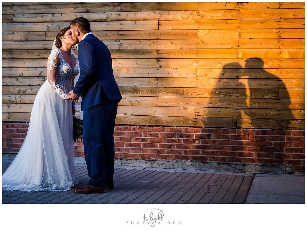 Union Depot-El Paso Wedding Photography