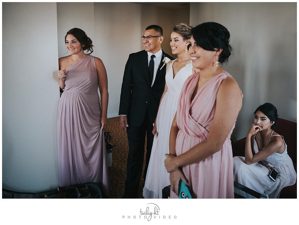 Bride's Family-El Paso Wedding Photography