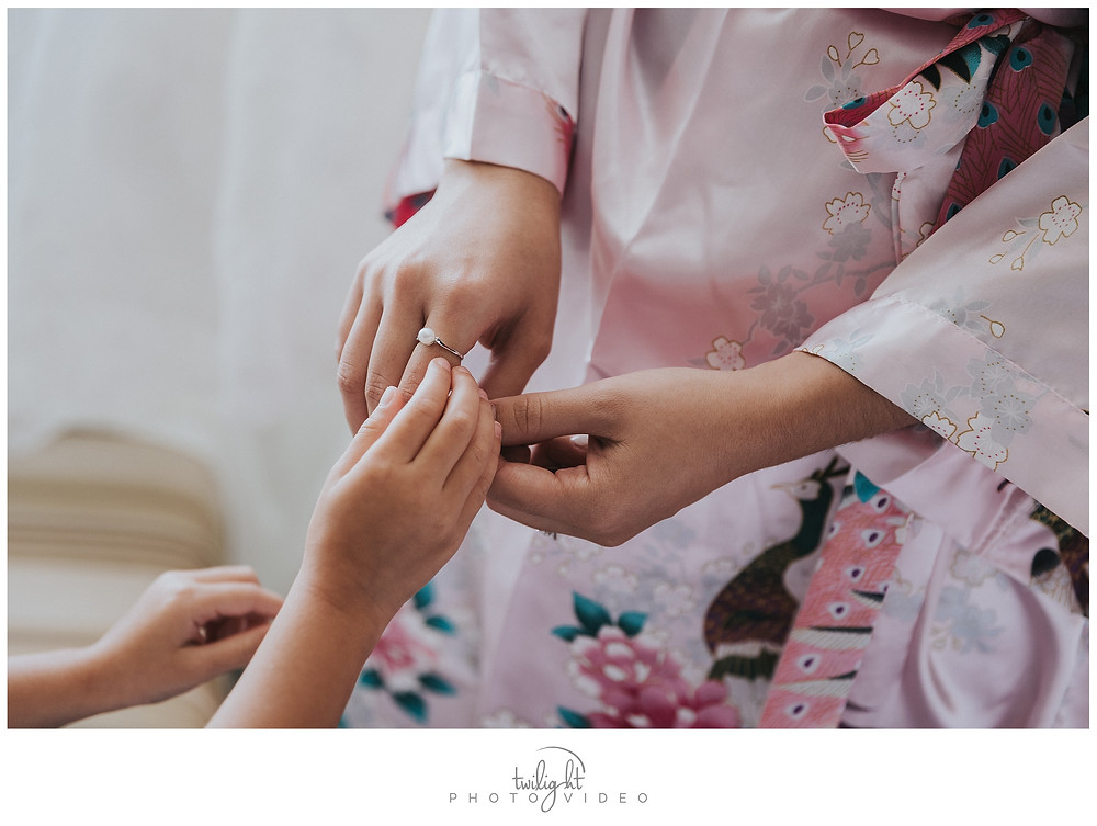 Flower Girl - El Paso Wedding Photographer