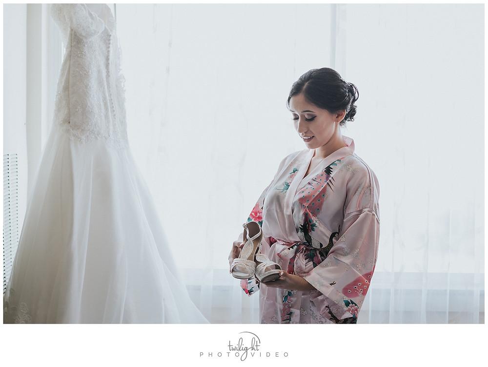 Bride - El Paso Wedding Photographer
