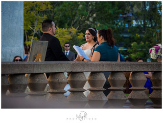 San Jacinto Plaza Wedding (Melanie & Rene)