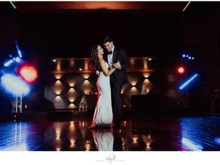 Karli + Orlando Wedding Day
