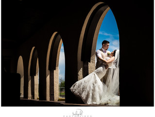 El Paso Wedding Sneak Peek (Kimberly & Oscar)