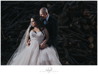 El Paso Wedding Photography at Ardovino's (April & Brandon)