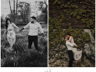 Engagement Session in Allentown, PA {Natalia & Alex}