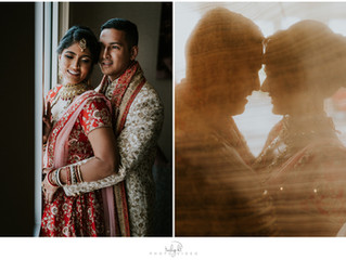 Intimate Indian Wedding {Himani + Karen}