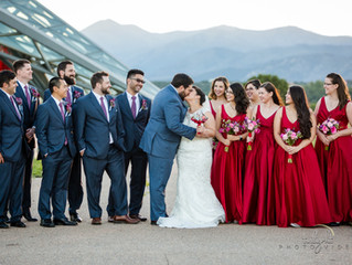 Marissa & Mitch Wedding | Ruidoso, NM