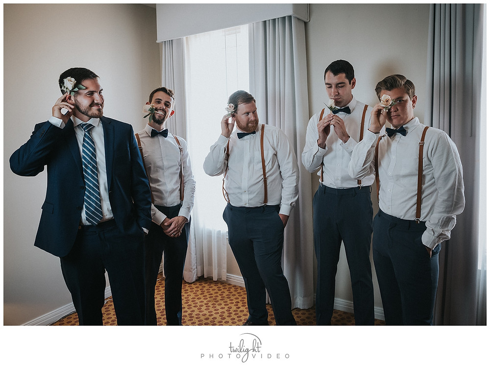 Groom Getting Ready-El Paso Wedding Photography