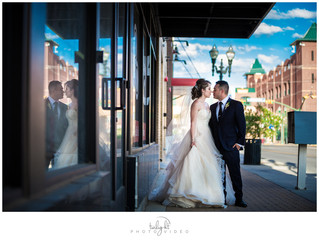 Gorgeous El Paso Wedding at 150 Sunset (Karen & Joseph)