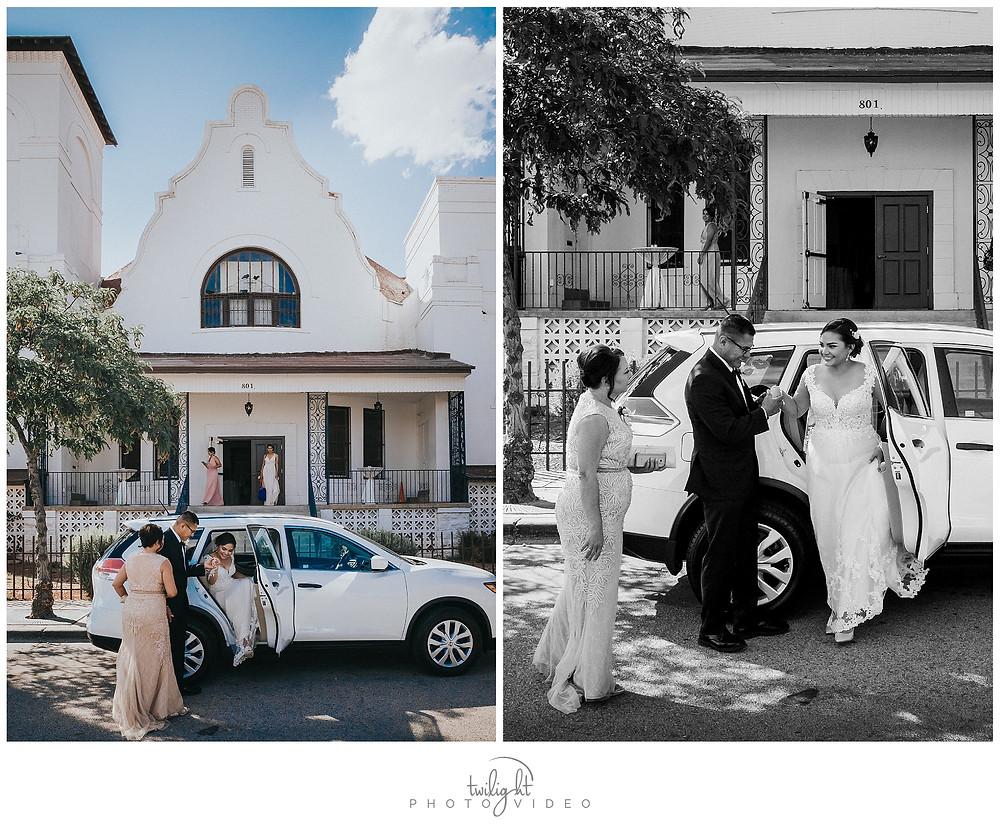 Magoffin Hall-El Paso Wedding Photography