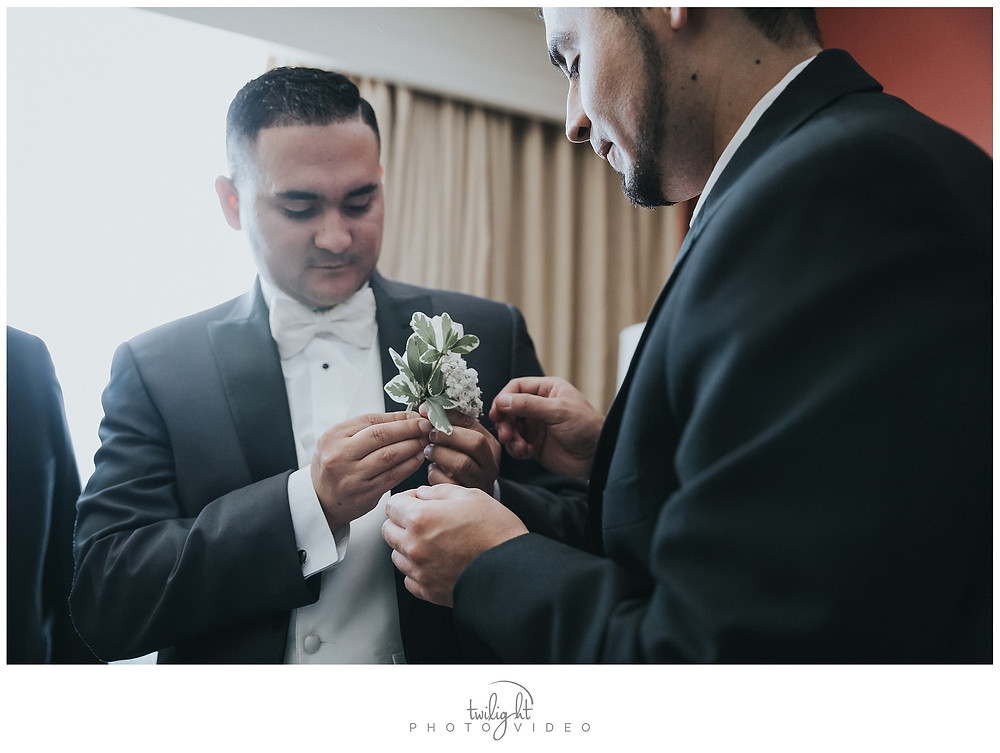 Groom - El Paso Wedding Photographer