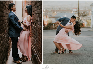 Engagement Photography {Himani + Koran}