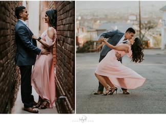Engagement Photography {Himani + Koran}