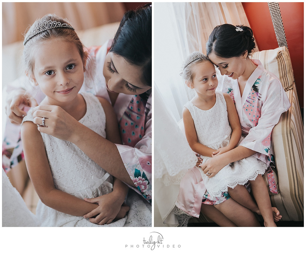 Flower Girl - El Paso Wedding Photographer