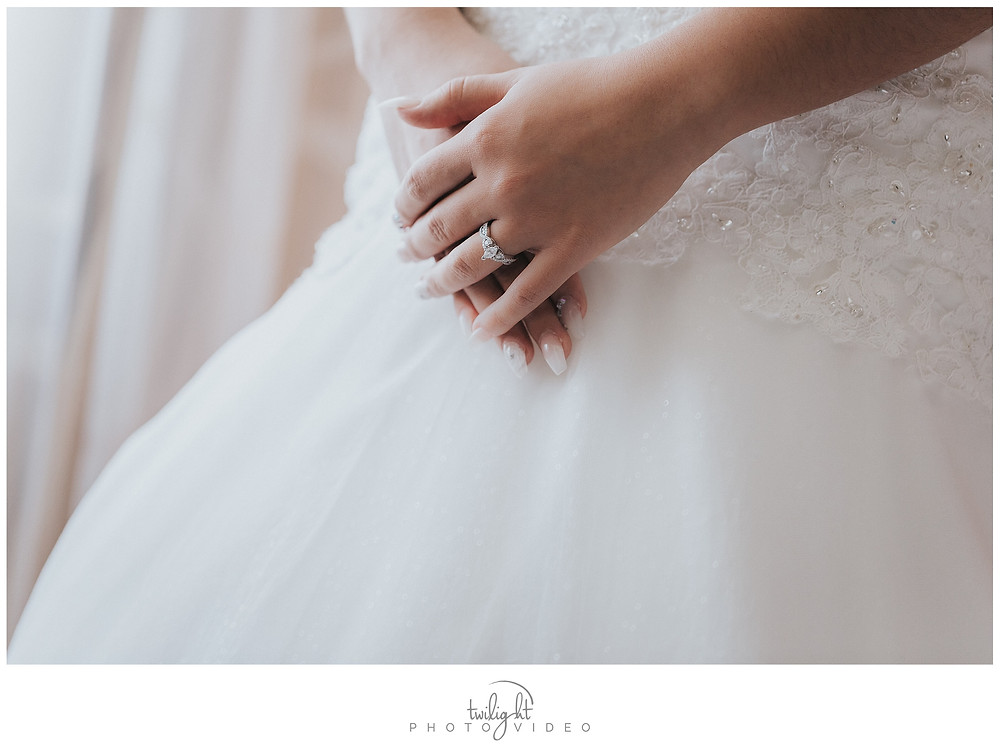 Wedding Ring - El Paso Wedding Photographer