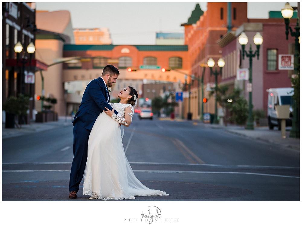 Downtown-El Paso Wedding Photography