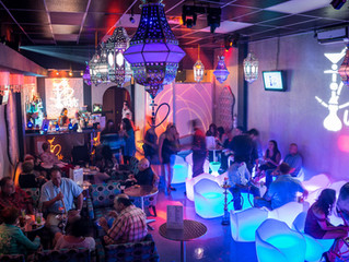Take a break from planning your wedding and go have fun at the best social hookah bar in El Paso