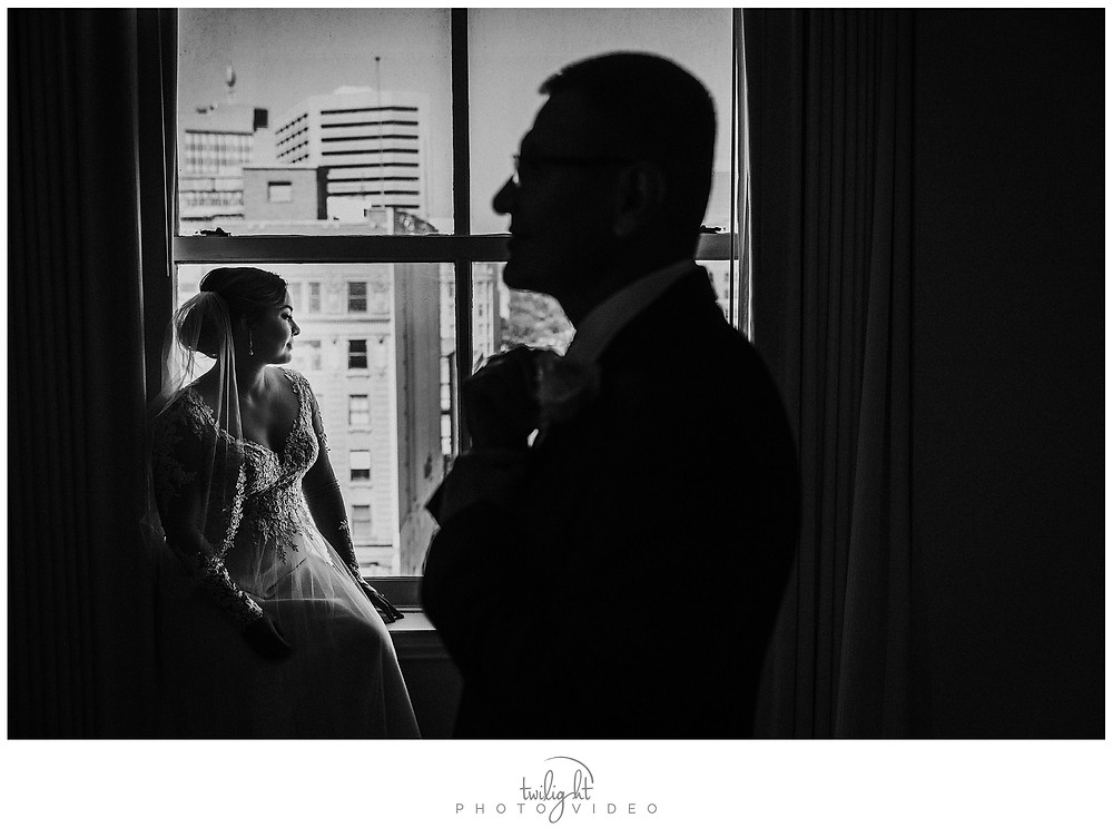 Downtwon-El Paso Wedding Photography