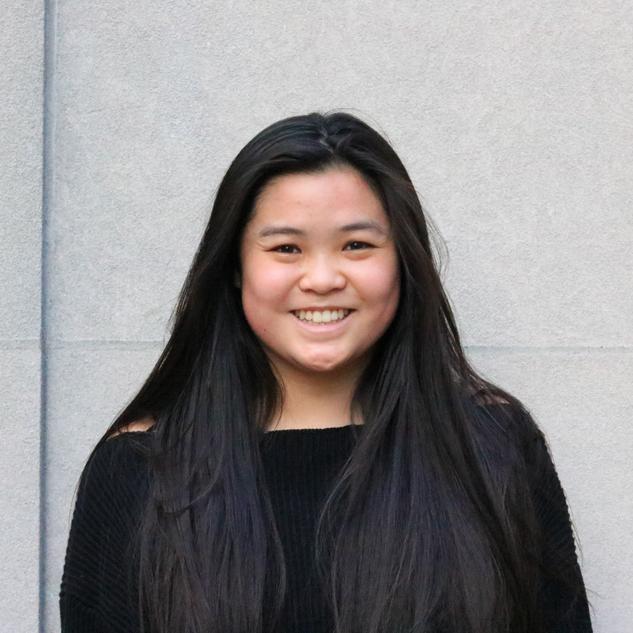 Emily Yuan, Vice President of Programming