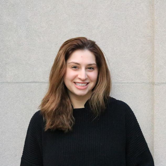 Jessica Morris, Panhellenic Advisor