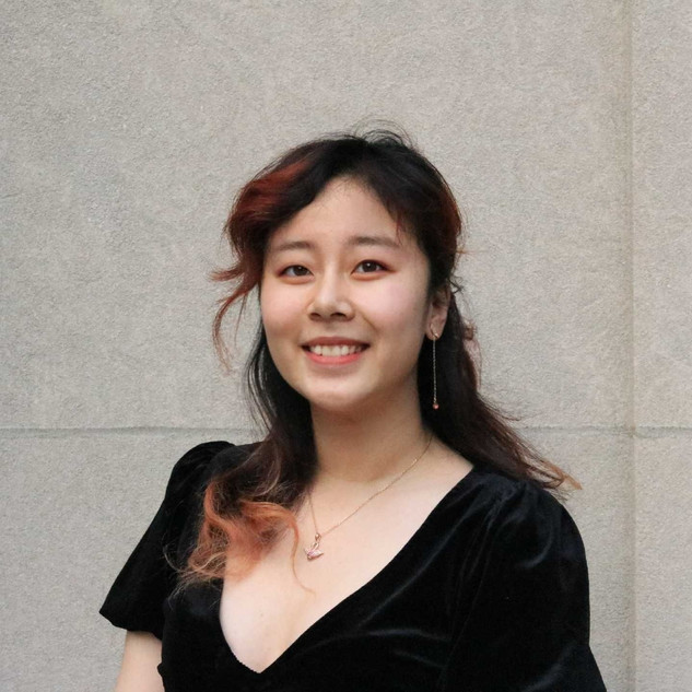 Cindy Luo, Vice President of Public Relations