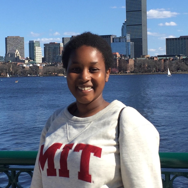 Ashleigh Teygong, Vice President of Diversity and Inclusion