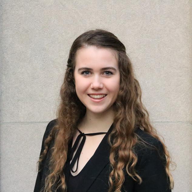 Ashley Pearson, Vice President of Recruitment