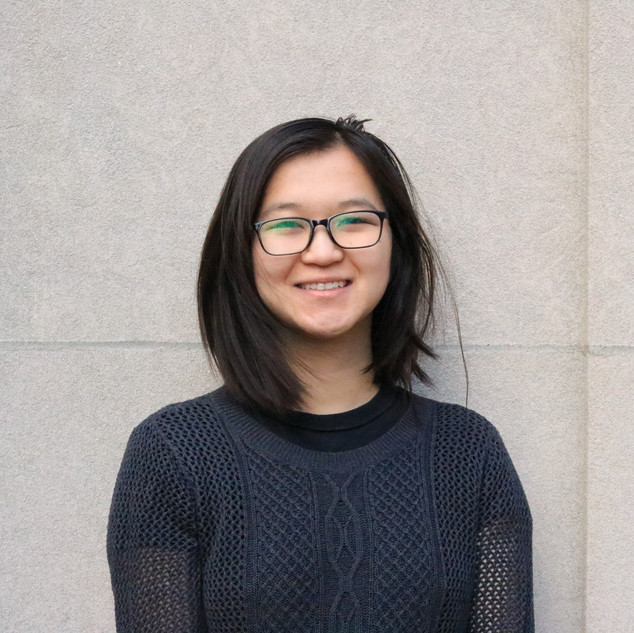 Valerie Chen, Vice President of Finance and Administration