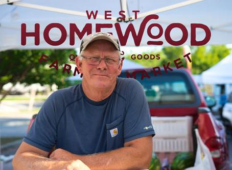 West Homewood Farmer's Market - June 22nd