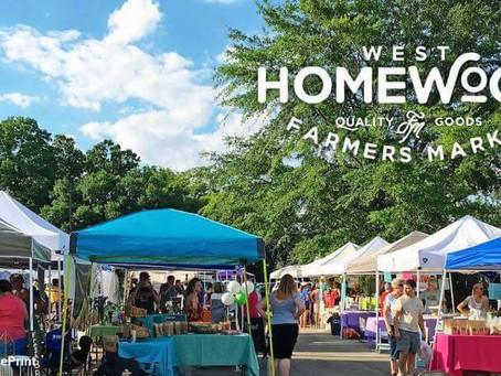 West Homewood Farmer's Market - June 15th