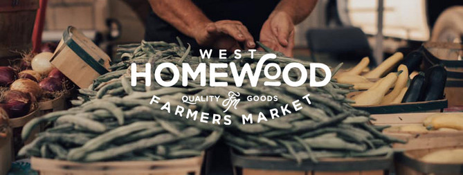 West Homewood Farmer's Market - July 27